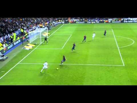 Gonzalo Higuain vs Barcelona Home 11-12 HD by ChrisComps