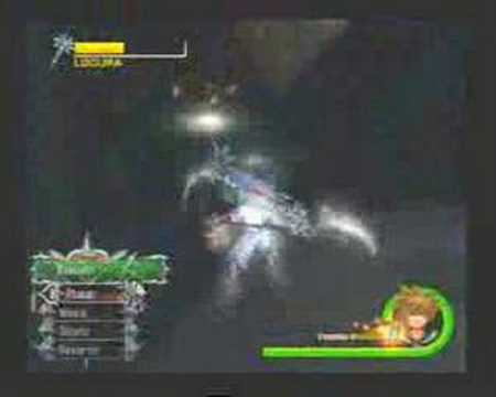 KH2 Hack Battle - Final Sora Vs 2 Sephiroths and Saix