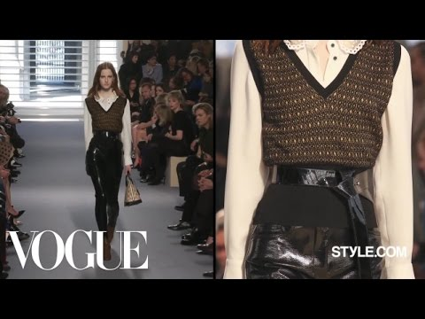 Louis Vuitton Fall 2014 Ready-to-Wear - Fashion Show - Style.com