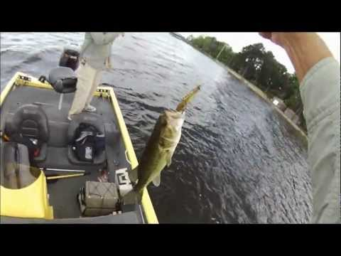 Bass Tournament Fishing Toledo Bend Apr 20 2012