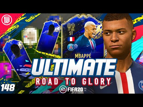 I SPENT EVERYTHING!!!! ULTIMATE RTG #148 - FIFA 20 Ultimate Team Road to Glory