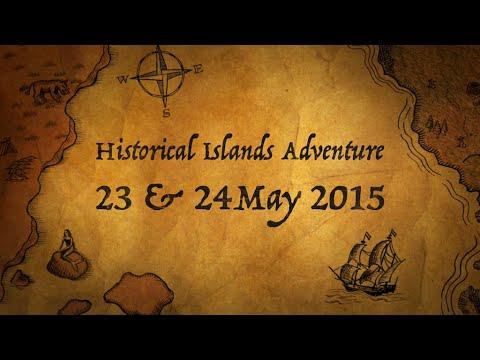 Historical Islands Adventure XIV-XV