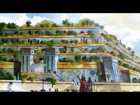 Las 7 maravillas del mundo - Conoce las siete maravillas del mundo antiguo...