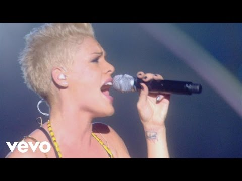 P Nk Nobody Knows From Live From Wembley Arena London
