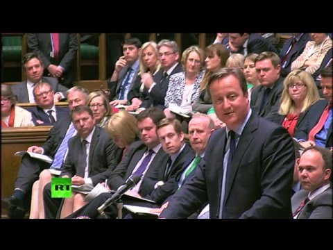 David Cameron Panama Papers Statement Full