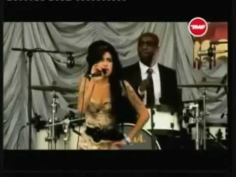 Amy Winehouse - Back to Black Live In Belgium (Rock Werchter Festival 2007)