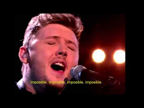 Impossible- James Arthur (subtitulado)