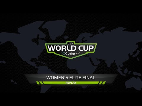 CVR World Cup Los Angeles - Women's Elite Finals
