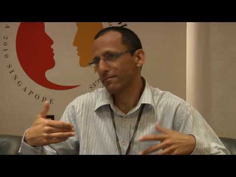 Interview with Dr Yariv Tsfati, University of Haifa, Israel - ICA Conference 2010 Video
