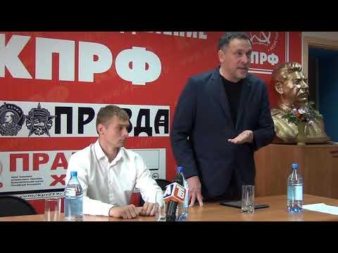 Выступление Максима Шевченко в Хакасии
