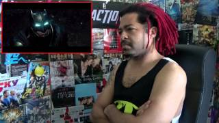 Akasan's Honest Reactions: Batman v Superman teaser trailer