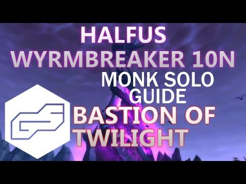 Monk Solo Guide: Halfus Wyrmbreaker 10N