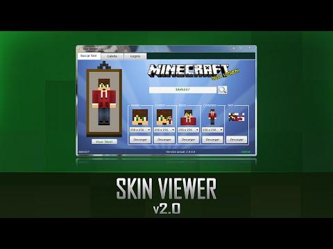 Skin Viewer v2.0 | Download Skin | Minecraft Search | HeberonYT