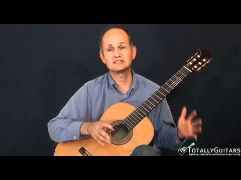 Romeo And Juliet Acoustic Guitar Lesson - Hector Garcia