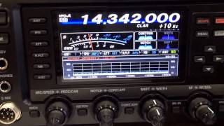 Comparing Receiver of Yaesu HF: FT991 vs FT1200 vs FT3000 vs FT450D