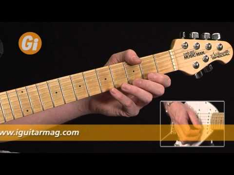 Alex Lifeson (Rush) Style Guitar Lesson With Jamie Humphries iGuitar Magazine