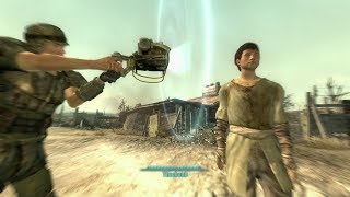 Fallout 3 - Mesmetron Fun (Bad Karma Obviously)
