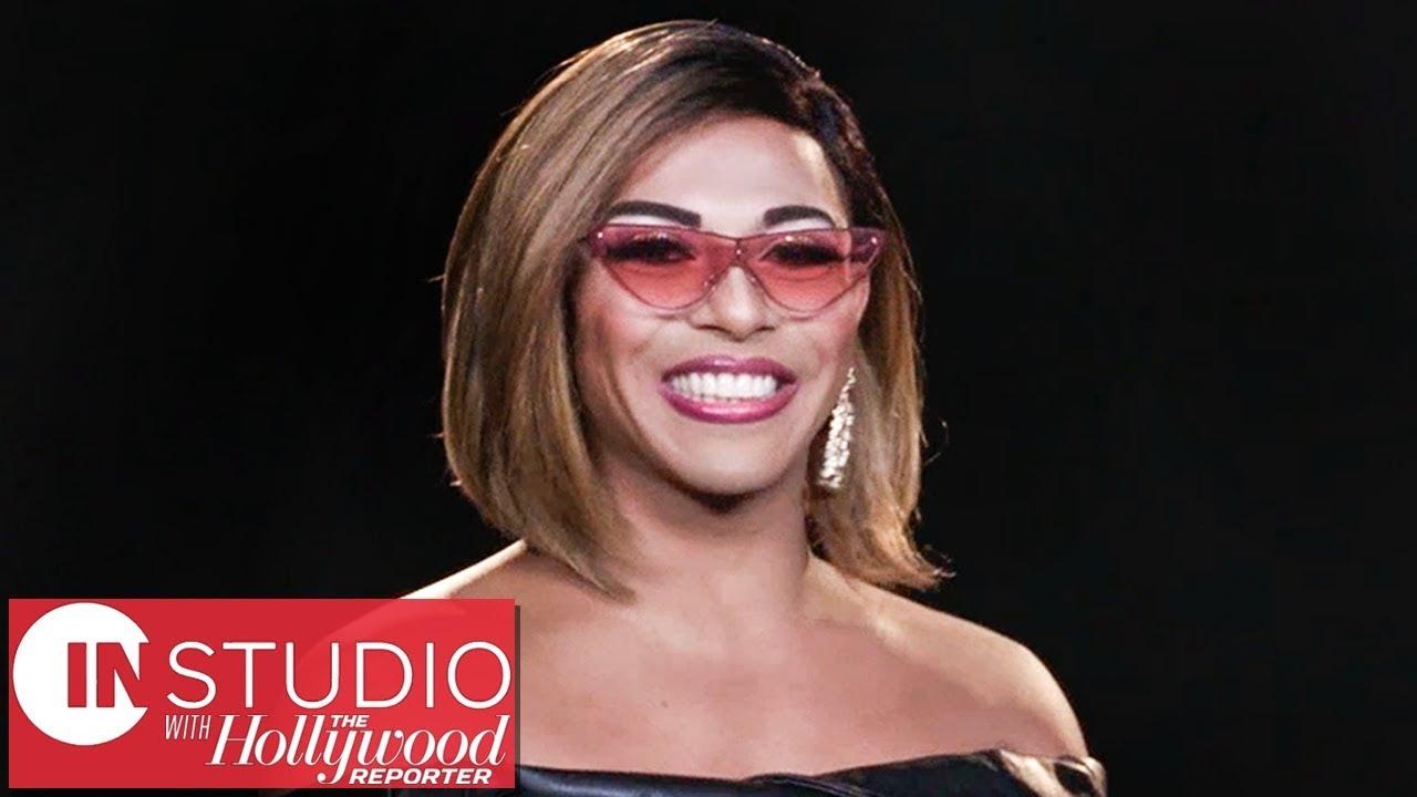Shangela Talks 'A Star is Born' Audition, Lady Gaga, & Bradley Cooper | In Studio with THR