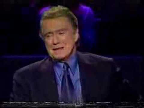 1/2 Lance Bass on Celebrity Millionaire
