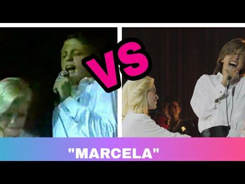 Luis Miguel VS Luis De La Rosa (Voz Diego Boneta)   MARCELA   Luis Miguel La Serie Cap 11