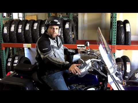 WWGe52 Ride-On Motorcycle Tire Balancer and Sealant Repair HD Movie