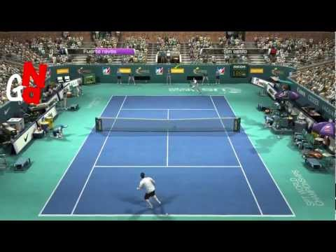 [gNa] VT 4 - Andy Murray vs Milos Raonic - ATP Masters 1000, Miami 2012 (Gameplay)