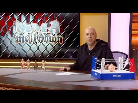 MMA Meltdown with Gabe Morency - UFC Fight Night Zagreb, GambLou & Latest on Jones - Part 3
