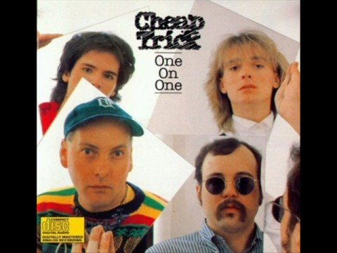 Cheap Trick - Had To Make You Mine