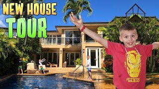 Family Fun Pack Hawaii House Tour