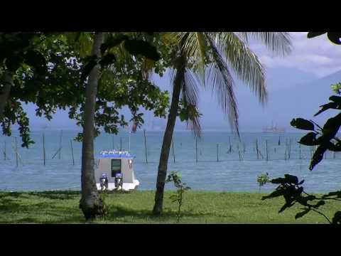 Beach in Front of Villa Holmestead - Tanjung Lesung