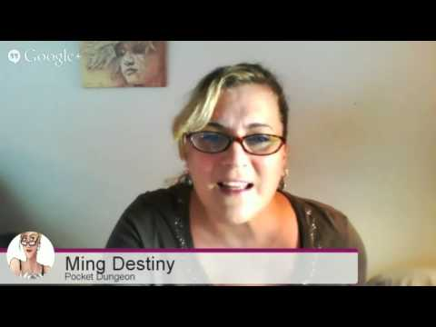 The Rev Mel Show Live On Bdsm Tv Live With Guest Ming Destiny From Hawaii video