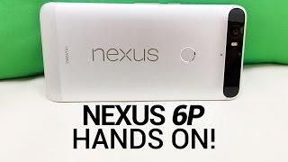 Nexus 6P Hands-On!