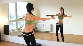 HIP SLIDE - BELLYDANCE ESSENTIALS 2 - learn how to dance with Coco!