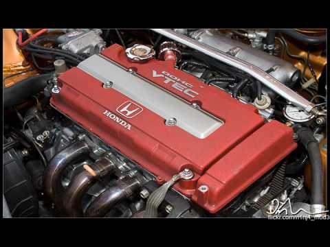 B Series All Motor Eg Vs K Series All Motor Typer Youtube