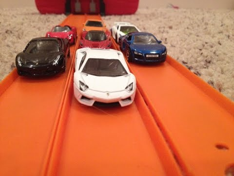 Hot Wheels Super Car Tournament 2: Expect the Unexpected ft. Lamborghinis, Aston Martins, and More