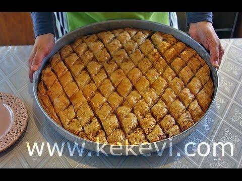 Baklava Recipe in Urdu Easy Turkish Baklava Recipe