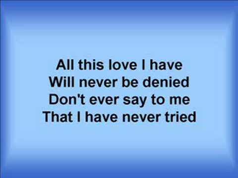 Boyzone - Here To Eternity