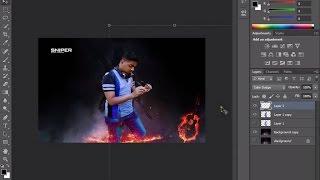 How to change background... Adobe Photoshop Cs6  Bangla Tutorial