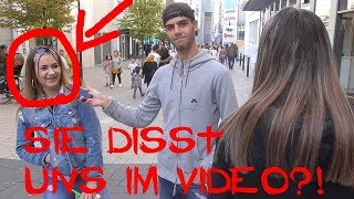 SIE DISST UNS IM VIDEO ?! | Streetcomedy #4 | 47erJungs