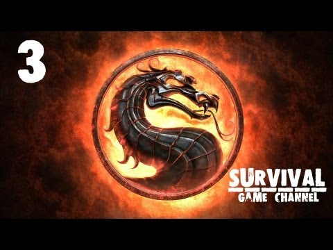 Прохождение Mortal Kombat — Часть 3: Лю Кенг