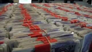 £1 million criminal cash malik and pa