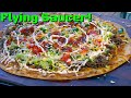 Flying Saucer Sighting in San Diego! | Party Food | Ballistic BBQ | Tostada