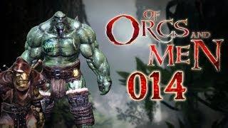 Let's Play Of Orcs And Men #014 - Verrrrrraaaaaaaaat!!! [deutsch] [720p]