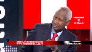 Abdou Diouf: ''L'Afrique va dans le bons sens''