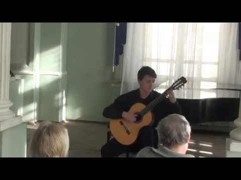 Бах Иоганн Себастьян - BWV 1003 - Анданте - Соната №2 для скрипки