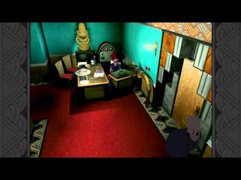 Grim Fandango Remastered gameplay