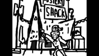 Project Gravity Falls Intro Animatic (Unfinished)