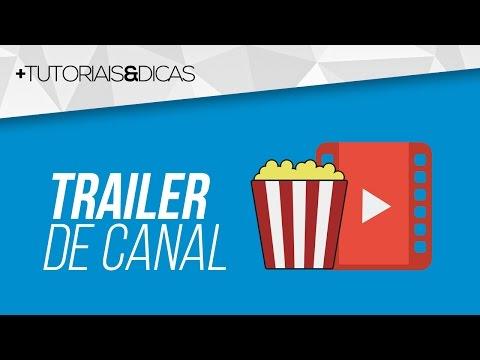 Como fazer TRAILER DE CANAL pelo CELULAR (Android e iPhone) thumbnail