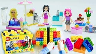 Đồ chơi em bé mới nhất 2018 - Đồ chơi LEGO Khéo Tay Hay Làm Cùng MiMi - Bộ Sưu Tập Đồ Chơi LEGO Đẹp