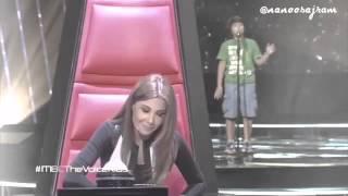 Nancy Ajram - The Voice Kids